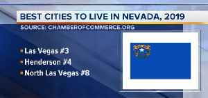 Best cities to live in Nevada [Video]