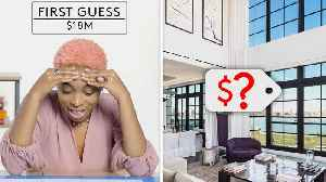 Guessing How Much a Luxury NYC Condo Costs: Amateur to Agent [Video]