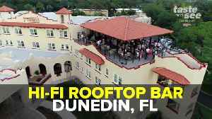 Check out Hi-Fi Rooftop Bar | Taste and See Tampa Bay [Video]