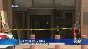 Federal Building Reopens In Downtown Dallas [Video]
