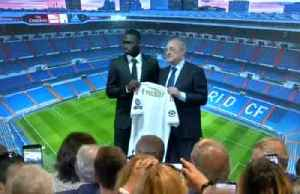 I couldn't believe I signed for Real Madrid - Ferland Mendy [Video]