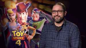 'Toy Story 4': Exclusive Interview With Josh Cooley, Mark Nielsen & Jonas Rivera [Video]