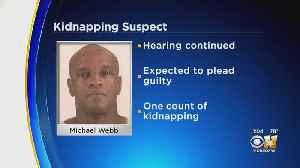 Plea Hearing Delayed For Michael Webb In Kidnapping 8-Year-Old Fort Worth Girl [Video]
