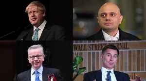 Tory leadership race: Who are the final four?