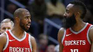 Chris Paul CLAPS BACK At News Saying He HATES James Harden & Has DEMANDED A Trade! [Video]