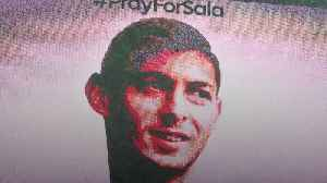 News video: Man arrested on suspicion of manslaughter over Emiliano Sala death