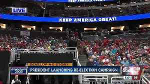 President Trump launches re-election campaign | June 18 6 pm [Video]