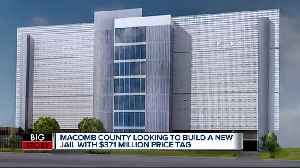 Proposal for new Macomb County Jail [Video]