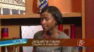 SCORE on Business: Jacqueline Hayes p1 [Video]