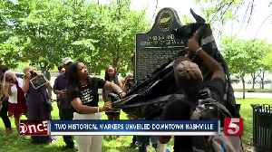 'We Remember Nashville' hopes historical markers teach people about social injustice [Video]
