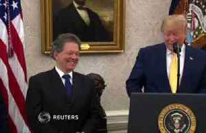 Trump awards Medal of Freedom to economist Arthur Laffer [Video]