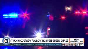 'We didn't get much sleep last night': Neighbors surprised high-speed chase ends in their cul-de-sac [Video]