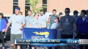 Torch Run for Special Olympics [Video]