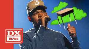 Chance The Rapper Is Liable To Fart On Your Kids' School Desk [Video]