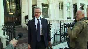 Michael Gove 'confident' he'll make it through to final two [Video]