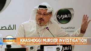 Khashoggi killing 'was not a rogue operation', says UN investigator [Video]