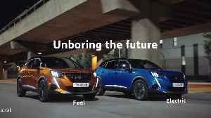 PEUGEOT 2008 Press film [Video]