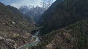 News video: Himalayan glaciers melting at alarming rate, satellite data shows