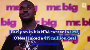 Shaquille O'Neal Looking to Purchase Reebok [Video]