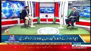 Behind The Wicket With Moin Khan – 20th June 2019 [Video]