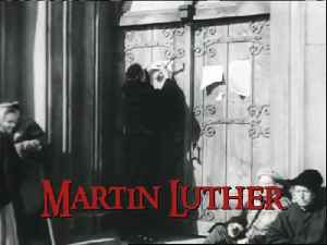 Martin Luther Movie [Video]