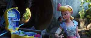 Toy Story 4 Movie Clip - Giggle McDimples [Video]