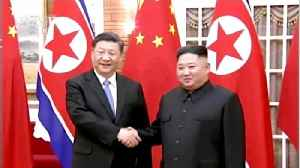 Chinese and North Korean Work On Relationship Between Countries [Video]