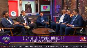 Zion Williamson Drafted Number One To The Pelicans [Video]