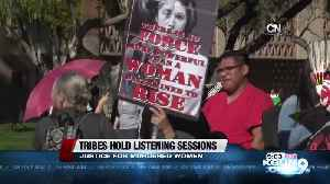 Finding justice for Native American women and children [Video]
