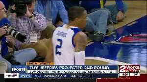 DaQuan Jeffries hopes to become Tulsa Basketball's first NBA Draft pick in nearly a decade [Video]