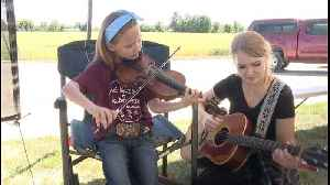 Band of sisters shines at Weiser's Old-time Fiddlers' Festival [Video]