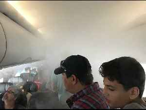 'Fog' Fills American Airlines Flight in Nicaragua [Video]