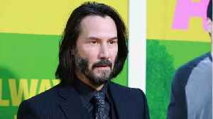Keanu Reeves In Potential Talks With Marvel [Video]