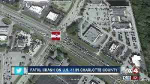 Troopers: Fatality in Port Charlotte crash caused by medical emergency [Video]