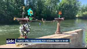 Family still searching for missing teen in Boise River [Video]