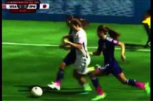 USA v Japan - FIFA Women's World Cup France 2019™ [Video]
