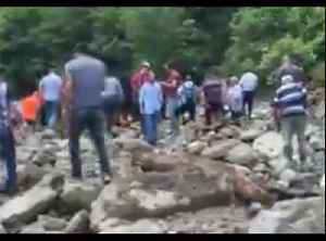 Flooding and Landslides Leave 7 Dead and 3 Missing in Turkish Village [Video]
