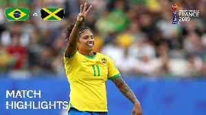 Brazil v Jamaica - FIFA Women's World Cup France 2019™ [Video]