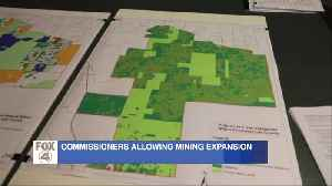 Lee County commissioners allowing mining expansion [Video]
