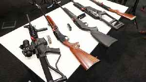News video: New Zealand Launches Plan To Buy Back Now-Illegal Firearms