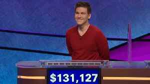 James Holzhauer Donated Money To An Alex Trebek-Related Charity [Video]