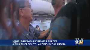 Flight Headed To DFW Airport Diverted Due To Alleged Drunk Passenger From North Texas [Video]