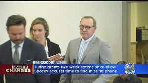 Key Piece Of Evidence Missing In Spacey Sexual Assault Case [Video]