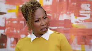 Iyanla To a Couple In Breakdown: 'You Gotta Get This Together' For Your Kids [Video]