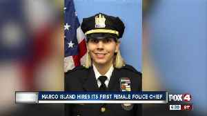 Marco Island hires Tracy Frazzano as its first female police chief [Video]