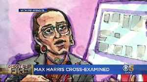 Ghost Ship Trial: Prosecution's Main Focus Is Catching Harris In A Lie [Video]