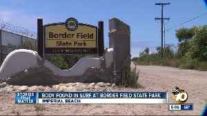 Body found at Border Field State Park [Video]