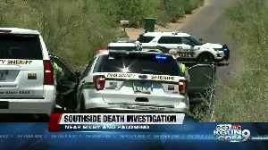 Deputies investigate death south of Tucson [Video]