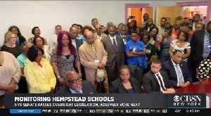 New York To Bring New Monitoring To Hempstead Schools [Video]
