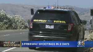 Investigators Puzzled By 3 South Bay Freeway Shootings In 2 Days [Video]